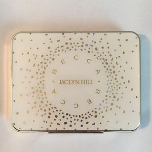 Becca x Jaclyn Hill champagne glow face palette
